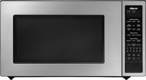 """DMW2420S Dacor 24"""" Professional Microwave with Sensor Technology and Three Defrost Options - Stainless Steel"""
