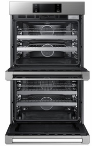 """DOB30M977DS Dacor 30"""" Contemporary Electric Double Wall Oven with BrightVue Lights - Stainless Steel"""