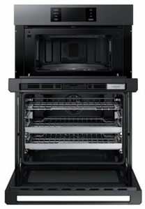 """DOC30M977DM Dacor 30"""" Contemporary Electric Speed Combination Wall Oven with Microwave Convection - Graphite Stainless Steel"""