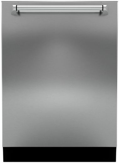 """DW24XV Bertazzoni 24"""" Fully Integrated Dishwasher with 14 Place Setting Capacity and 6 Wash Cycles - Stainless Steel"""