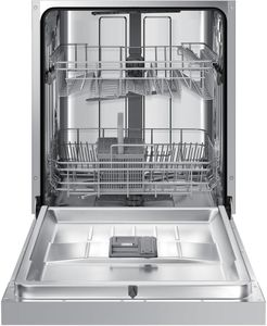"""DW60R2014US Samsung 24"""" Front Control Dishwasher - Stainless Steel"""