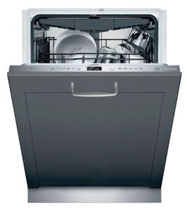 "DWHD660WPR Thermador 24"" Topaz 6 Program Dishwasher with Chef's Tool Drawer and Extra Dry Option - Custom Panel"