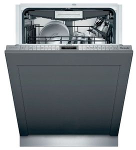 "DWHD770WPR Thermador 24"" Sapphire 7 Program Dishwasher with StarDry and Sapphire Glow - Custom Panel"