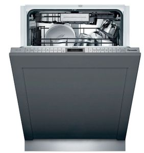 "DWHD870WPR Thermador 24"" Sapphire 8 Program Dishwasher with StarDry and Star Speed - Custom Panel"