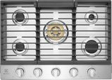 "ECCG3068AS Electrolux 30"" Gas Cooktop with 5 Sealed Burners - Stainless Steel"