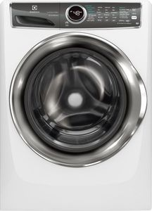 """EFLS627UIW Electrolux 27"""" Front Load 4.4 Cu. Ft. Washer with IQ-Touch Controls and LuxCare Wash System - Island White"""