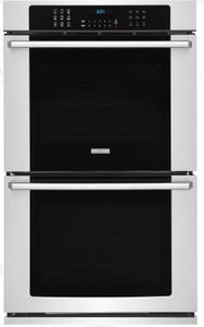 "EI30EW48TS Electrolux 30"" Electric Double Wall Oven with IQ Touch Controls and Perfect Taste Advanced Convection - Stainless Steel"