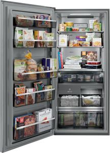 """EI33AF80WS Electrolux 33"""" Built In All Freezer 18.9 Cu. Ft. - Stainless Steel"""