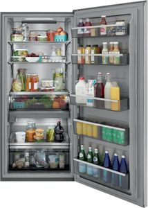 """EI33AR80WS Electrolux 33"""" Built In All Refrigerator 18.9 Cu. Ft. - Stainless Steel"""