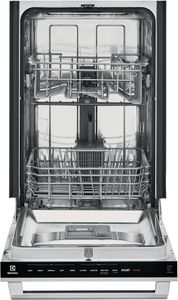 "EIDW1815US Electrolux 18"" Built-in Top Control Dishwasher with IQ Touch Controls - Stainless Steel"