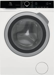 """ELFW4222AW Electrolux 24"""" Front Load 2.4 Cu. Ft. Compact Washer with LuxCare Wash System - Island White"""