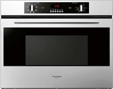 """F1SM30S1 Fulgor Milano 30"""" 2.8 cu. ft. Single Electric Wall Oven with 8 Cooking Functions and Time Programmer - Stainless Steel"""