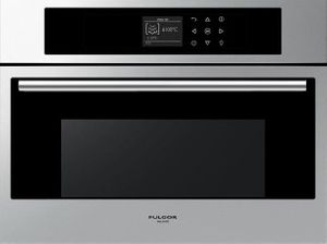 """F7SCO24S1 Fulgor 24"""" 700 Series Distinto Single Compact Built In Steam Oven - Stainless Steel"""