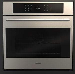 """F7SM24S1 Fulgor Milano 24"""" 700 Series Built-In Single Easy Clean Electric Wall Oven with Dual Fan Convection - Stainless Steel"""