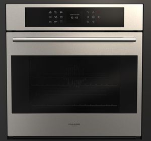 """F7SP24S1 Fulgor Milano 24"""" 700 Series Built-In Single Self Clean Electric Wall Oven with Dual Fan Convection - Stainless Steel"""