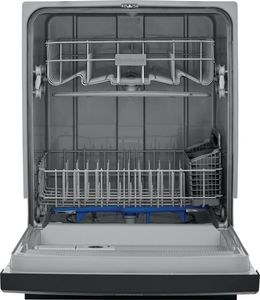 "FFCD2413UB Frigidaire 24"" Built-In Dishwasher with Heated Drying System and Filtration System - Black"