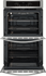 "FFET2726TS Frigidaire  27"" Electric Double Wall Oven with Ready-Select Controls and Self-Cleaning - Stainless Steel"
