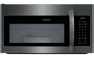 FFMV1846VD Frigidaire 1.8 Cu. Ft. Over-The-Range Microwave - Black Stainless Steel
