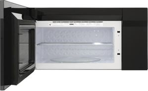 """FGBM19WNVD Frigidaire 30"""" Gallery Series 1.9 Cu. Ft. Over-The-Range Microwave - Black Stainless Steel"""