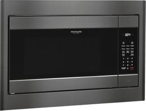 FGMO226NUD Frigidaire Gallery Built-In Microwave with Sensor Cook Options and OneTouch Keep Warm Setting - Smudge Proof Black Stainless Steel