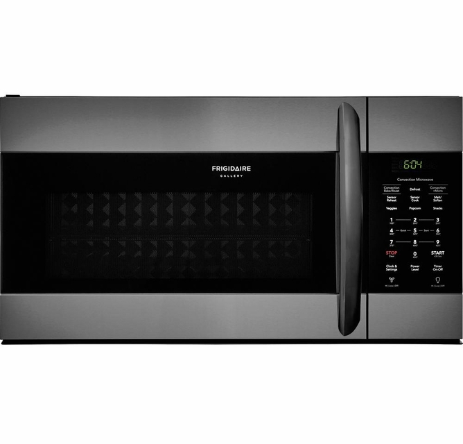 Fgmv155ctd Frigidaire 30 Gallery Series Convection Over The