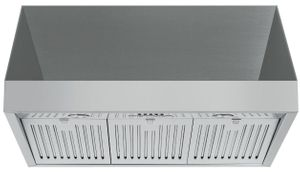 """FH3624 Forza 36"""" Pro Style Wall Mount Range Hood with 1,200 CFM - Stainless Steel"""