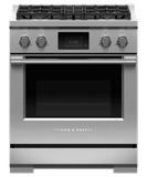"Fisher Paykel 30"" RANGES"
