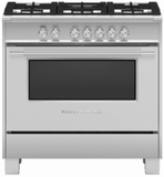 """Fisher Paykel 36"""" RANGES"""