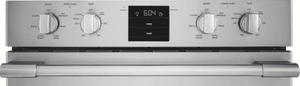 """FPET3077RF Frigidaire Professional 30"""" Double Electric Wall Oven With 4.6 Cu Ft Dual Convection Ovens - Stainless Steel"""