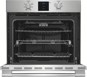 """FPEW3077RF Frigidaire Professional 30"""" Single Electric Wall Oven with 4.6 cu. ft. Dual Convection Oven - Stainless Steel"""