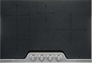 "FPIC3077RF Frigidaire 30"" Professional Induction Cooktop with PowerPlus Induction Technology - Stainless Steel"