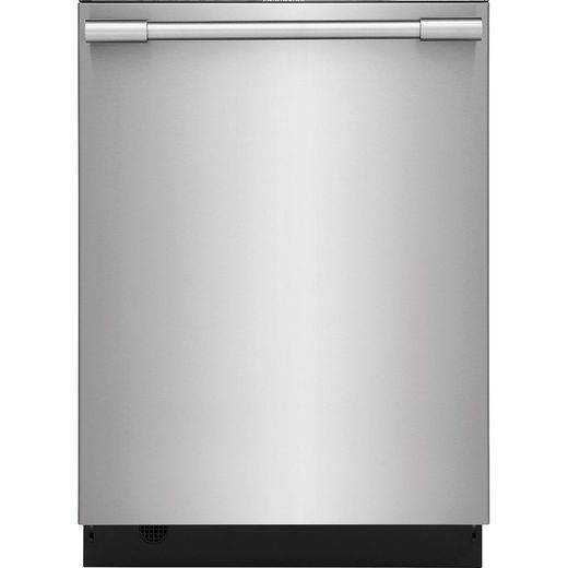 "FPID2498SF Frigidaire 24"" Professional Series Built-In Dishwasher with OrbitClean and EvenDry - Stainless Steel"