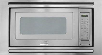 Fpmo209kf Frigidaire Professional 2 0 Cu Ft Built In Microwave Smudge Proof Stainless Steel