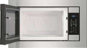 """FPMO227NUF Frigidaire 30"""" Professional Built-In Microwave with PowerSense Cooking Temperature and Auto Defrost - Smudge Proof Stainless Steel"""