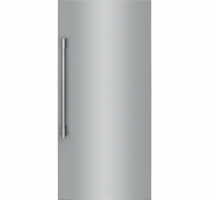 Fpru19f8wf Frigidaire Professional 33 Built In Upright Counter Depth All Refrigerator Smudge Proof Stainless Steel