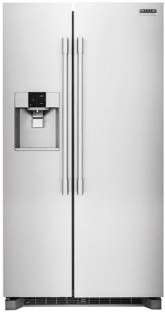 "FPSC2277RF Frigidaire Professional 36"" 22.6 Cu. Ft. Counter Depth Side-by-Side Refrigerator - Stainless Steel"
