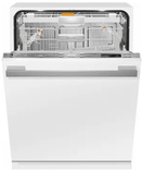 "G6875SCVI Miele 24"" Fully Integrated Dishwasher with 3D+ Cutlery Tray and EcoTech Heat Storage - Custom Panel -OPEN BOX"