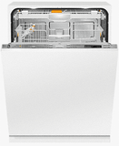 "G6880SCVI Miele 24"" Lumen Series Built In Fully Integrated Dishwasher with Knock2Open  and AutoSensor Technology - Custom Panel -OPEN BOX"