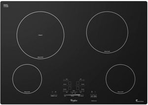 GCI3061XB Whirlpool Gold Resource Saver Induction Cooktop - Black