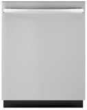 "GDT226SSLSS GE 24"" Built-In Dishwasher with  WiFi Connect and Autosense Cycle - Stainless Steel"