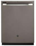"GDT635HMMES GE 24"" Hybrid Stainless Steel Interior Dishwasher with DryBoost and Wifi - Slate"