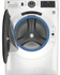 "GFW550SSNWW GE 28"" Front Load Washer 4.8 Cu. Ft. with OdorBlock, Wifi and Sanitize and Oxi - White"