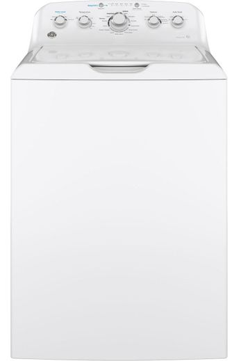 GTW465ASNWW GE 4.5 cu. ft. Capacity Washer with Deep Clean and Deep Fill - White