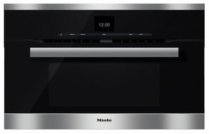 "H6670BMSS Miele 30"" PureLine Speed Oven with Rapid Preheat and SensorTronic Controls - Stainless Steel"