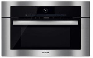 "H6770BM Miele 30"" ContourLine Speed Oven with Rapid Preheat and SensorTronic Controls - Stainless Steel"