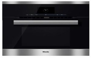 "H6870BMSS Miele 30"" PureLine Speed Oven with Rapid Preheat and SensorTronic Controls - Stainless Steel"