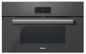 "H6870BMGRY Miele 30"" PureLine Speed Oven with Rapid Preheat and SensorTronic Controls - Graphite Grey"