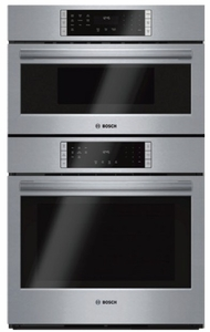 Hbl87m52uc 30 Quot Bosch 800 Series Self Cleaning Microwave