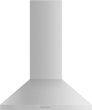 """HC36PCX1 Fisher & Paykel 36"""" Series 7 Classic Pyramid Chimeny Wall Hood with 600 CFM - Stainless Steel"""