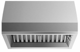 """HCB306N Fisher & Paykel 30"""" Professional Range Hood with 600 CFM and Edge To Edge Filters -  Stainless Steel"""